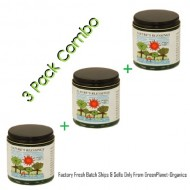 3 Pack Combo Nature's Blessings Hair Pomade