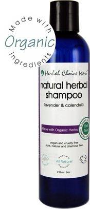 Herbal Choice Mari Shampoo m/w Organic Lavender & Calendula 236ml/ 8oz