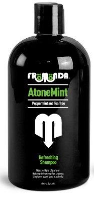 AtoneMint Shampoo for Men 16oz – Organic Tea Tree and Peppermint