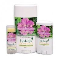 Herbalix Restoratives Geranium .47 oz Deodorants