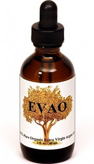 Amazon Top Rated! ISA Professional EVAO Argan Oil 100% USDA Organic Cold Pressed 2 fl. oz. 60 ml.