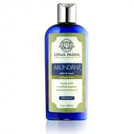 Lotus Moon ABUNDANT Shampoo – 8 oz – ideal for all hair types especially dry and color-treated or processed