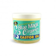 Blue Magic Organics Castor Oil 12oz Jar
