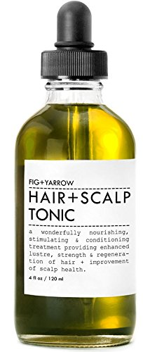 FIG+YARROW Organic Hair + Scalp Tonic – 4oz