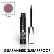 LIP INK Organic Vegan 100% Smearproof Liquid Lip Stain, Plum