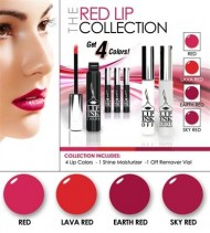 LIP INK Smearproof Waterproof Natural Red Lip Stain Collection