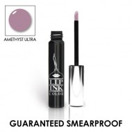 LIP INK Organic Vegan 100% Smearproof Liquid Lip Stain, Ultra Amethyst