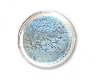 SpaGlo® Smoky Blue Mineral Eyeshadow- Cool Based Color
