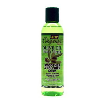 Africa's Best Organics Olive Oil Extra Virgin Smooth & Polish Serum 6 oz.
