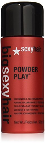 Sexy Hair Big Sexy Hair Powder Play Volumizing and Texturizing Powder, 0.53 Ounce