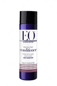 EO Botanical Protective Conditioner for Color Treated Hair, Rose and Chamomile, 8.4 oz (Pack of 3)