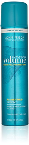 John Frieda Luxurious Volume Hairspray All-Day-Hold 10oz