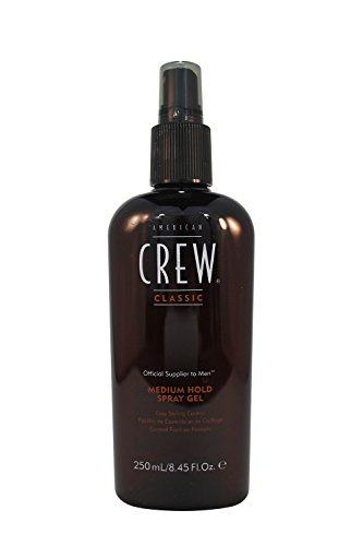 American Crew Spray Gel for Men, Medium Hold 8.45fl oz