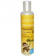 JASON Kids Only! Extra Gentle Conditioner, 8 Ounce Bottles (Pack of 3)
