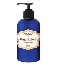 Jane Inc. Organic Hand & Body Wash – Tangerine