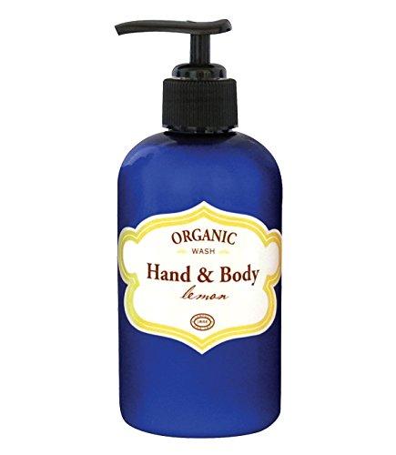 Jane Inc. Organic Hand & Body Wash – Lemon