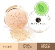 "Multi-tasking Mineral Makeup Concealer, ""Bisque"", by iQ Natural"