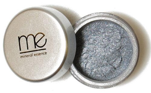 Mineral Essence (me) Shimmer Eye Shadow – Manhattan Gray 2 gm (Compare to Bare Escentuals and Bare Minerals)
