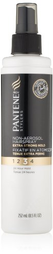 Pantene Pro-V Stylers Extra Strong Hold Hair Spray 8.5 Fl Oz