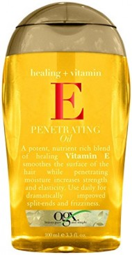 OGX Healing Plus Vitamin E Penetrating Oil, 3.3 Ounce