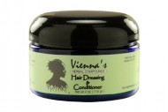 Hair Dressing & Conditioner – Ultra-Moisturizing Light Pomade. Promotes Growth. Prevents Loss. Adds Shine. Eliminates Dryness and Frizz. Light. 100% Natural. Great Hair Care!