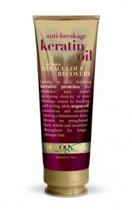 OGX Anti-Breakage Keratin Oil 3 minute Miraculous Recovery, 6.7oz