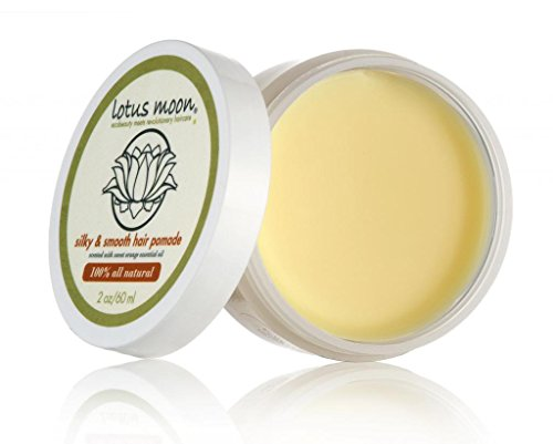 Lotus Moon Smooth & Silky Hair Pomade – 2oz