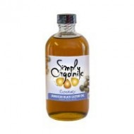 Jamaican black castor oil (Rosemary) 8oz by Simply Organic Oils