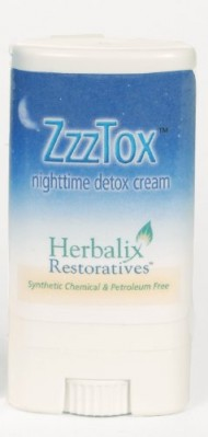 Herbalix Restoratives ZzzTox Nighttime Detox Cream .47 oz