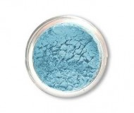SpaGlo® Sky Blue Mineral Eyeshadow- Cool Based Color