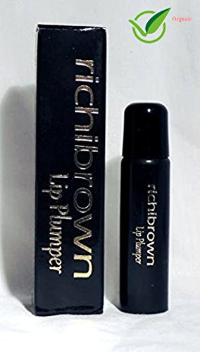 Richibrown Lip Plumper the All Natural Lip Augmentation Treatment Proved Clinically to give you much Fuller Firmer Lips