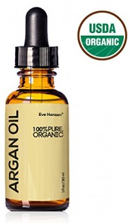 Organic ARGAN Oil 30ml – Naturally Rich in Anti-Aging VITAMIN E – 100% Pure & Certified – SEE RESULTS OR MONEY-BACK – For NATURAL Face Moisturizing, Hair Treatment, Skin & Nail Care
