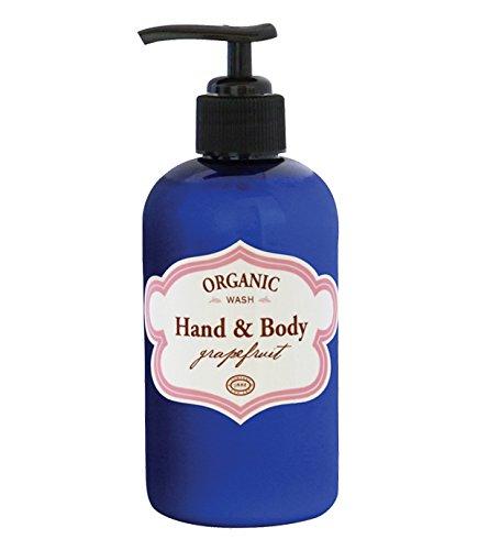 Jane Inc. Organic Hand & Body Wash – Grapefruit