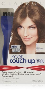 Clairol Nice 'n Easy Root Touch-Up 005 Medium Brown 1 Kit (Pack of 2)