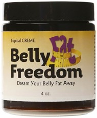 Herbalix Restoratives Belly Fat Freedom Creme, 4 Ounce