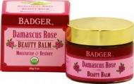 Badger Damascus Rose Beauty Balm – Certified Organic