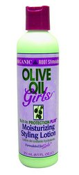 Organic  Root Stimulator Girls Hair Style Lotion, 8.5 Ounce