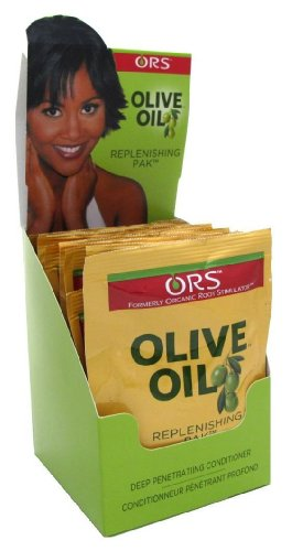 Organic Root Stimulator Olive Oil Replenishing Pack 1.75 oz. (Pack of 6)