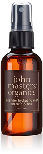 John Masters Organics Lavender Hydrating Mist For Skin & Hair 2 fl oz / 59 ml