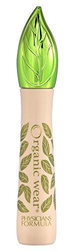 Physicians Formula Organic Wear 100% Natural Origin Mascara, Ultra Black Organics, 0.26 Ounce