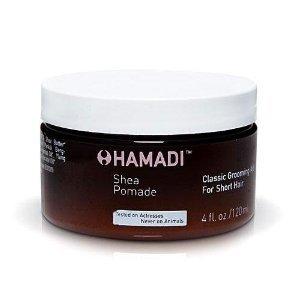 Hamadi Organics Shea Pomade-4oz