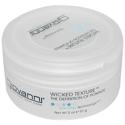 Wicked Wax Styling Pomade 2 oz by Giovanni Organic Hair Care / 2 oz. ( Multi-Pack)