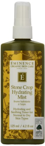 Eminence Organic Skincare Stone Crop Hydrating Mist, 4.2 Ounce