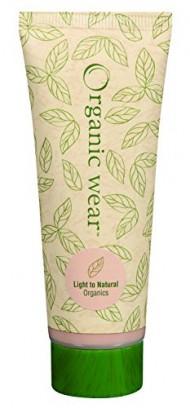 Physicians Formula Organic Wear 100% Natural Tinted Moisturizer, Light To Natural Organics, 1.5 Ounce