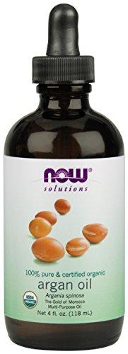 Now Foods Now Foods Organic Argan Oil, 4 Fluid Ounce