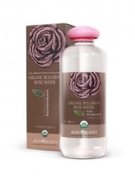 Organic Rose Water, Bulgarian – 500ml / 17 oz (USDA organic)
