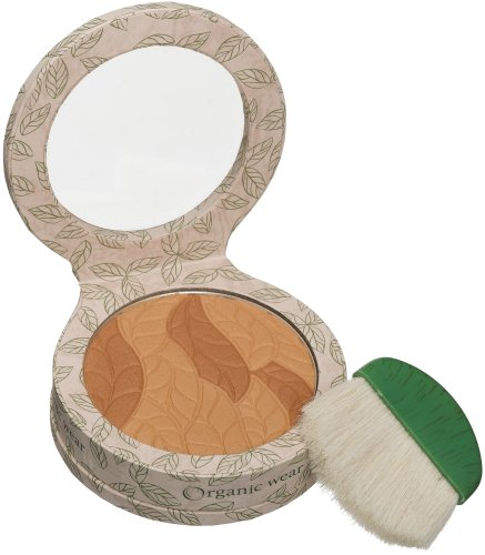 Physicians Formula Organic Wear 100% Natural Bronzer, Natural Glow Bronze Organics, 0.3-Ounces