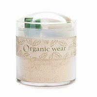 Physicians Formula Organic Wear 100 Percent Natural Loose Powder, Translucent Light Organics, 0.77-ounces, 2 Ea