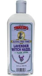 Thayers Lavender Witch Hazel Toner – Alcohol Free & Organic Aloe Vera