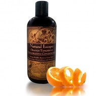 Orange Tangerine Conditioner Restores Your Hair's Natural Health and Shine with 88% Organic Ingredients. Adds Softness, Moisture, Fullness and Shine While Stimulating New Hair Growth! 16 Oz